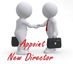 How to appoint new director